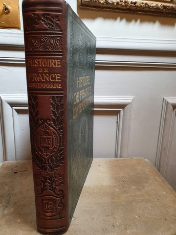 larousse france contemporaine 1871-1914
